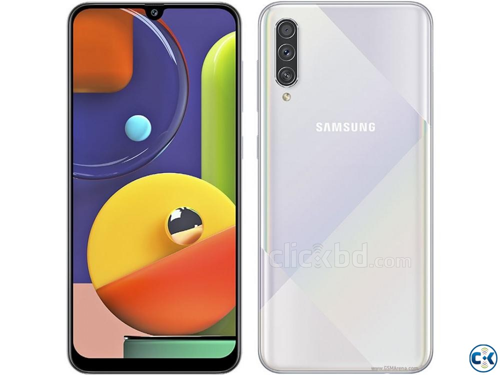 Samsung Galaxy A50s 6 128GB  | ClickBD large image 1