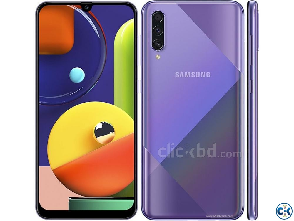 Samsung Galaxy A50s 6 128GB  | ClickBD large image 2