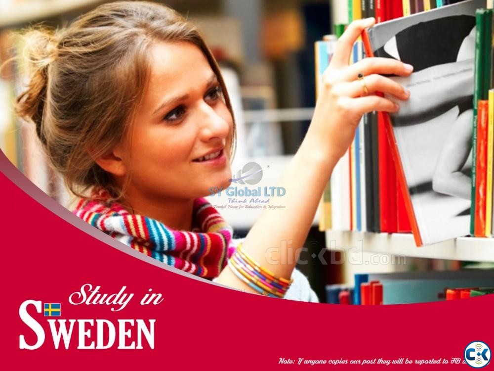 Study in Sweden | ClickBD large image 0