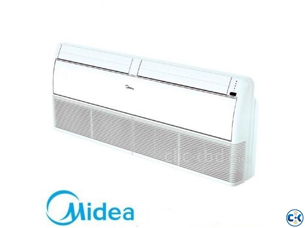 MIDEA 5 Ton Air Conditioner Ceilling Cassette Type ac | ClickBD large image 3