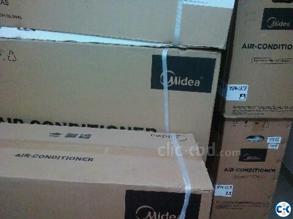 MIDEA 5 Ton Air Conditioner Ceilling Cassette Type ac | ClickBD large image 4