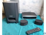 Bose 3-2-1 GSX 321 Series III Entertainment System