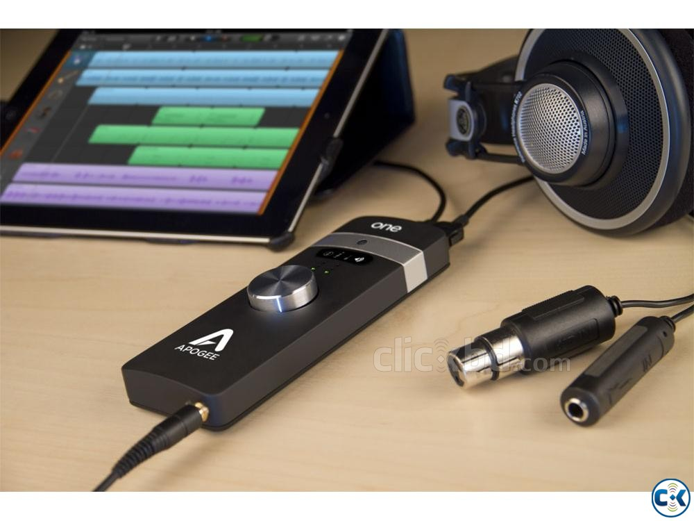 apogee one sound card | ClickBD large image 1