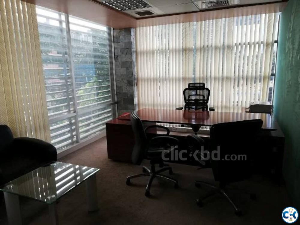 2200sft Nice Office Space For Rent Banani | ClickBD large image 0