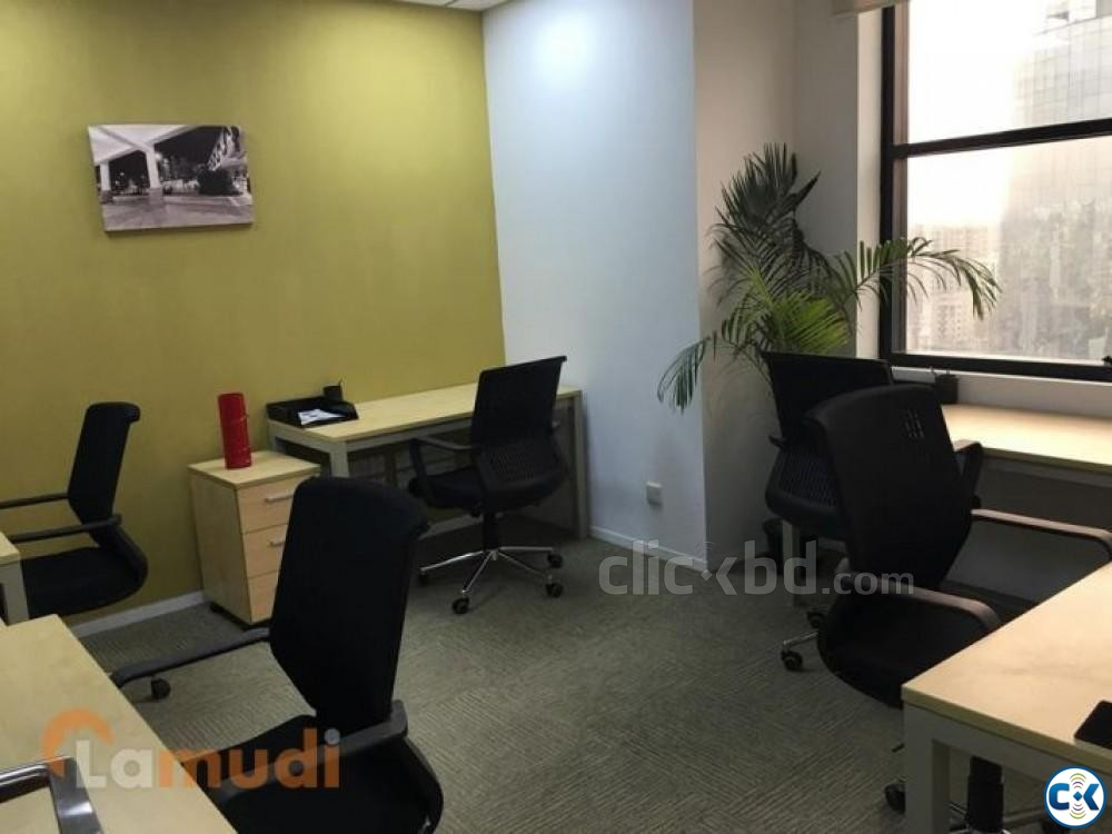 2200sft Nice Office Space For Rent Banani | ClickBD large image 1