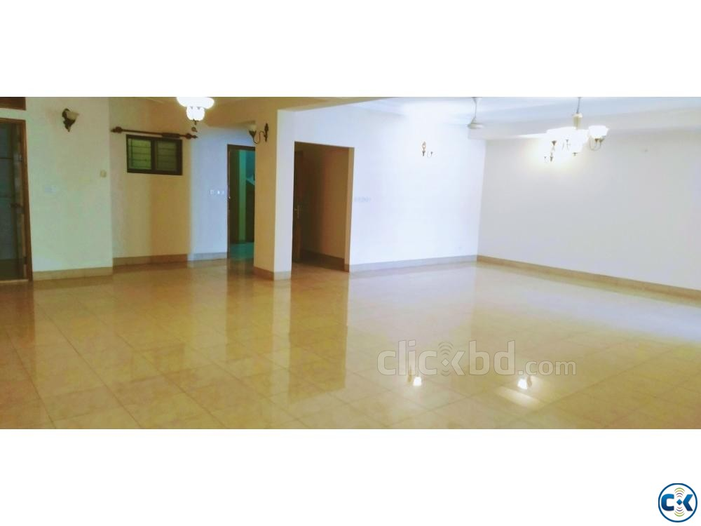 4Bed Apartment For Rent Banani | ClickBD large image 0
