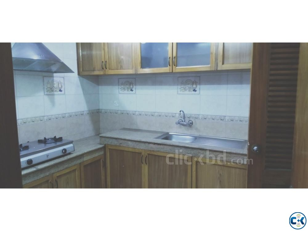 4Bed Apartment For Rent Banani | ClickBD large image 2