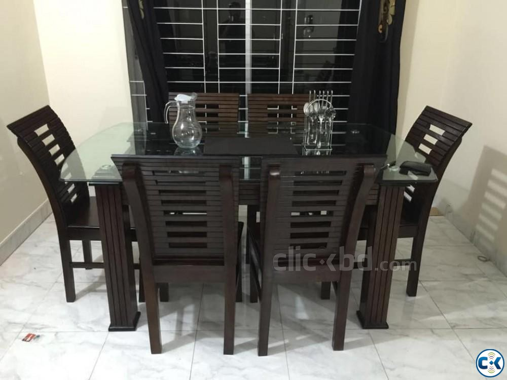 6 Seater Dining Table Clickbd