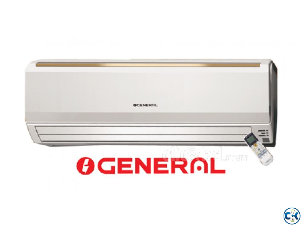 o general 1.5 ton 3 star split ac white Copper Condenser  | ClickBD large image 2