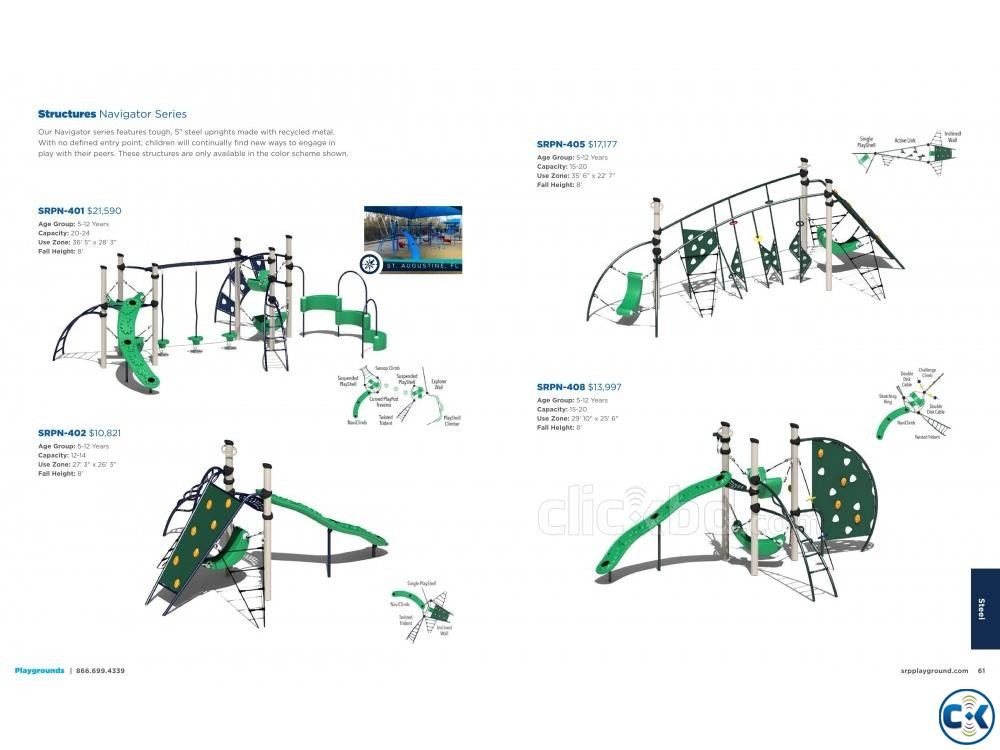 CHILDREN INDOOR OUTDOOR PLAYGROUND EQUIPMENTS | ClickBD large image 0