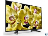 SONY BRAVIA 49X8000G 4K HDR ANDROID TV 2019 MODEL