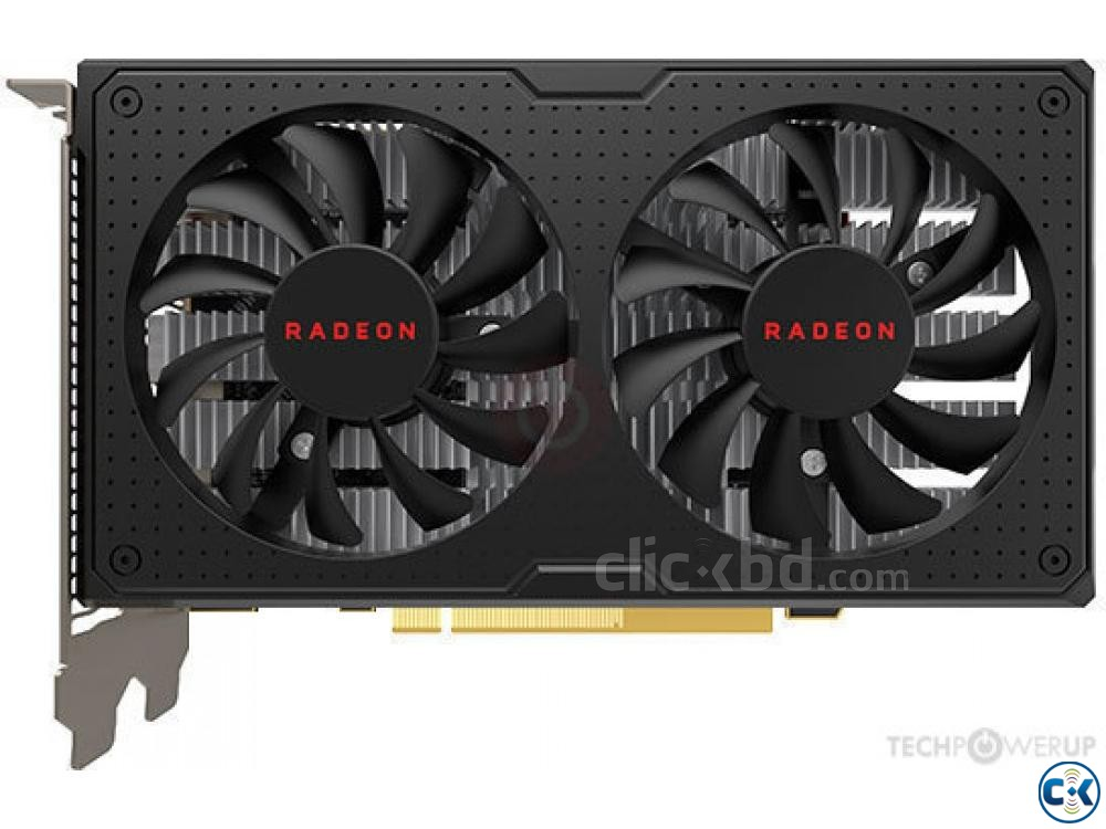 Radeon RX 560 4GB Original Fully Boxed Used | ClickBD large image 0