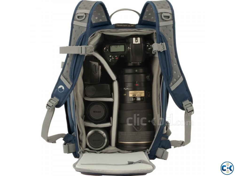 Lowepro Flipside Sport 15L AW Professional Camera Backpack | ClickBD large image 2
