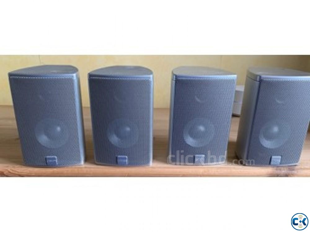 Canton CD 20 Centre CD 10 Front and Sattelite speakers | ClickBD large image 0
