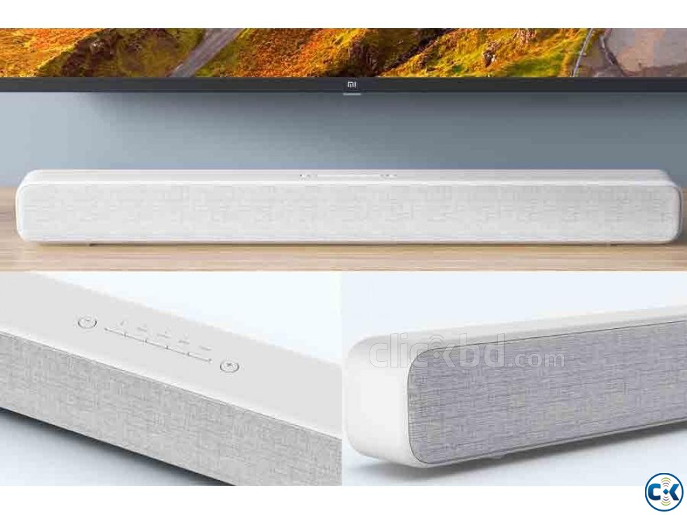 Mi Soundbar Wired and Wireless bluetooth Audio Speaker  | ClickBD large image 0