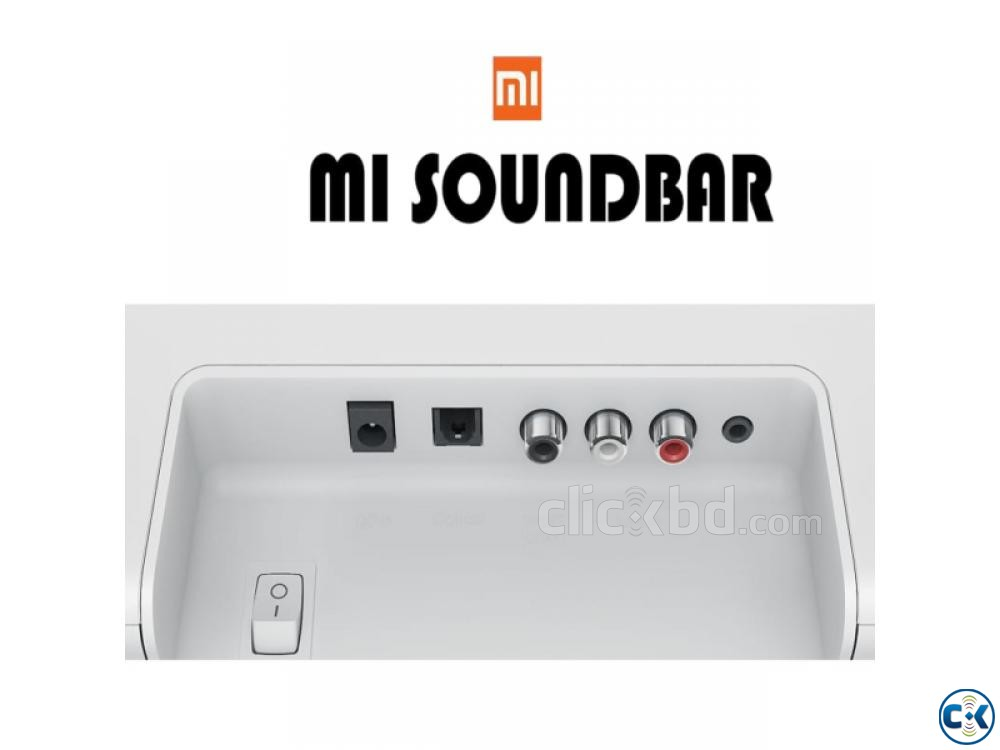 Mi Soundbar Wired and Wireless bluetooth Audio Speaker  | ClickBD large image 1