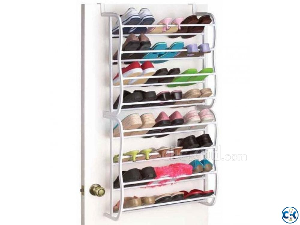 24 pr over door shoe rack | ClickBD large image 1