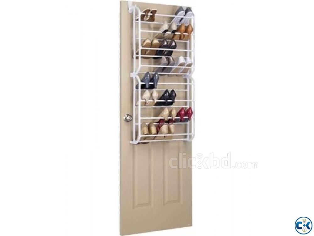24 pr over door shoe rack | ClickBD large image 2