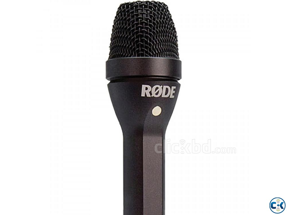 Rode Reporter Omnidirectional Professional Interview Mic. | ClickBD large image 3