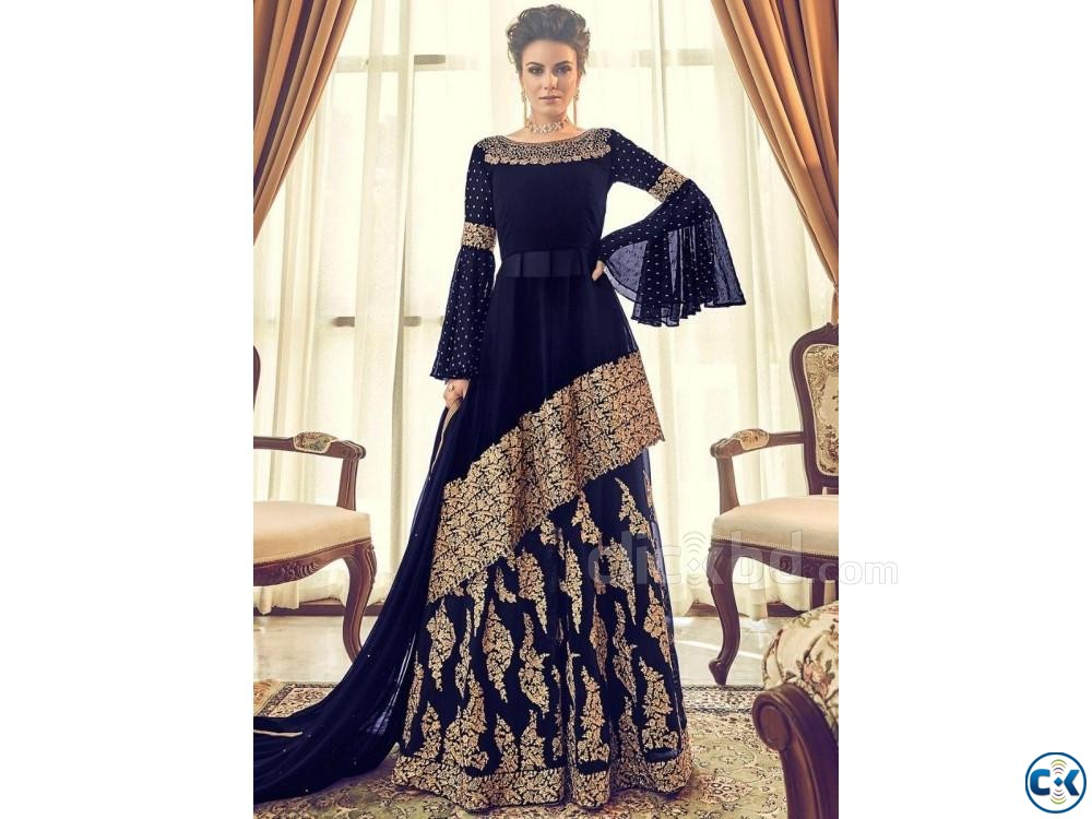 Indian Gown Dress Collection | ClickBD large image 0