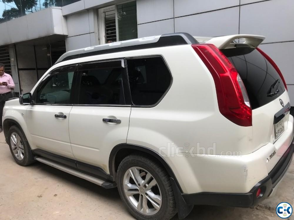 Nissan X Trail 2011 | ClickBD large image 2