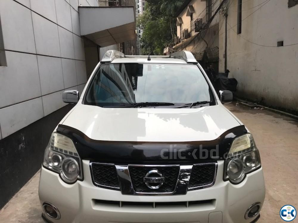 Nissan X Trail 2011 | ClickBD large image 4