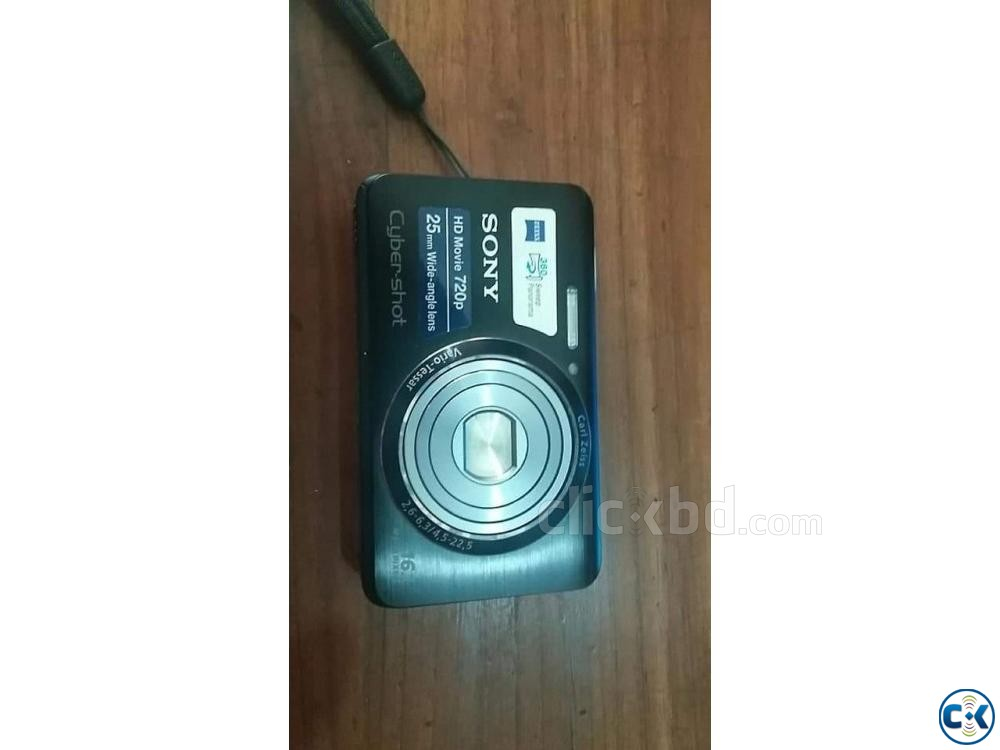 Sony Cyber Shot Digital Camera | ClickBD large image 0