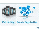 If you buy Hosting then you will get a domain free