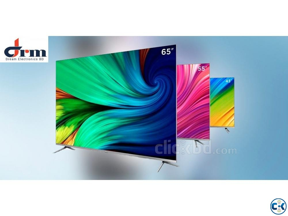 Tv VEZIO 43 INCH ANDROID FULL HD SMART LED TV | ClickBD large image 2