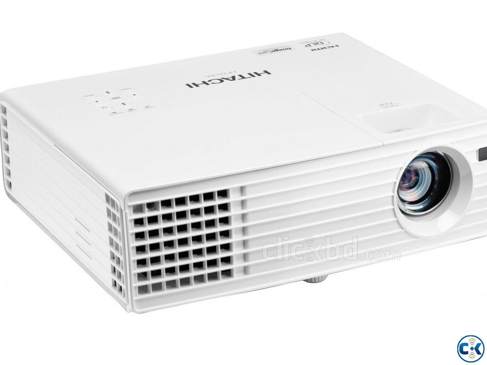 HITACHI MULTIMEDIA PROJECTOR MODEL CP-DX300 | ClickBD large image 2