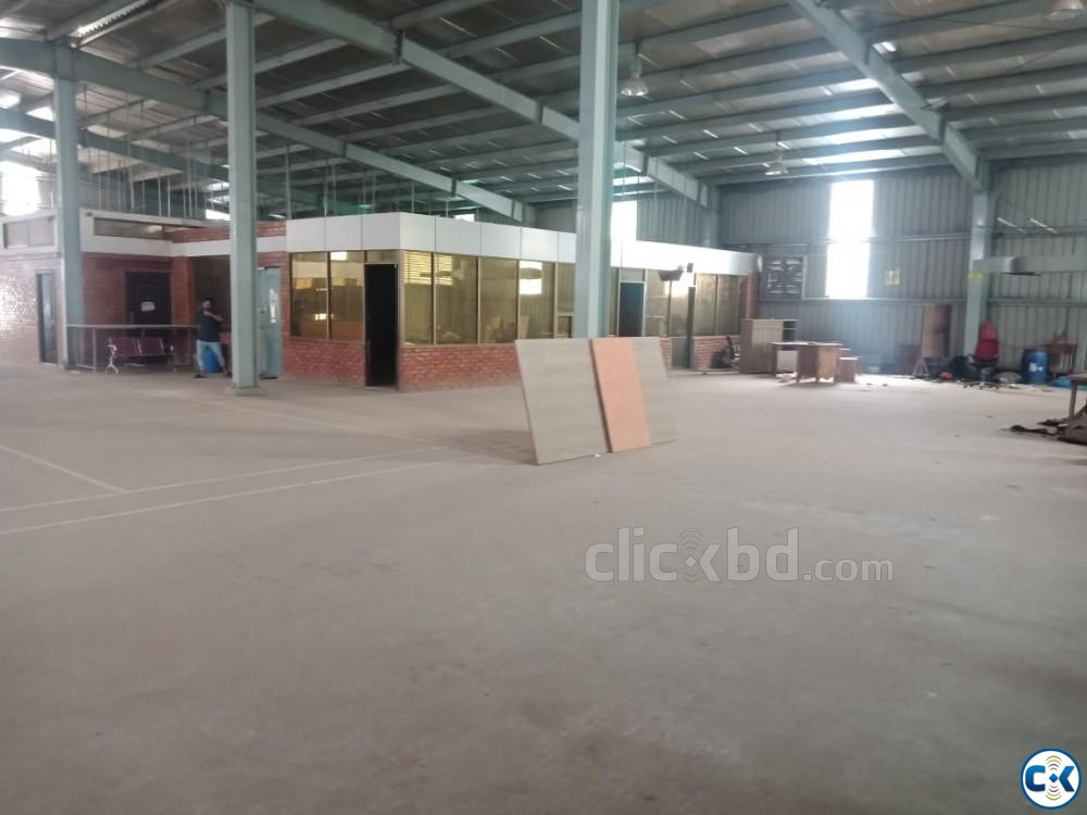 5 Storied building with 24 000 sft shaded space for rent | ClickBD large image 3