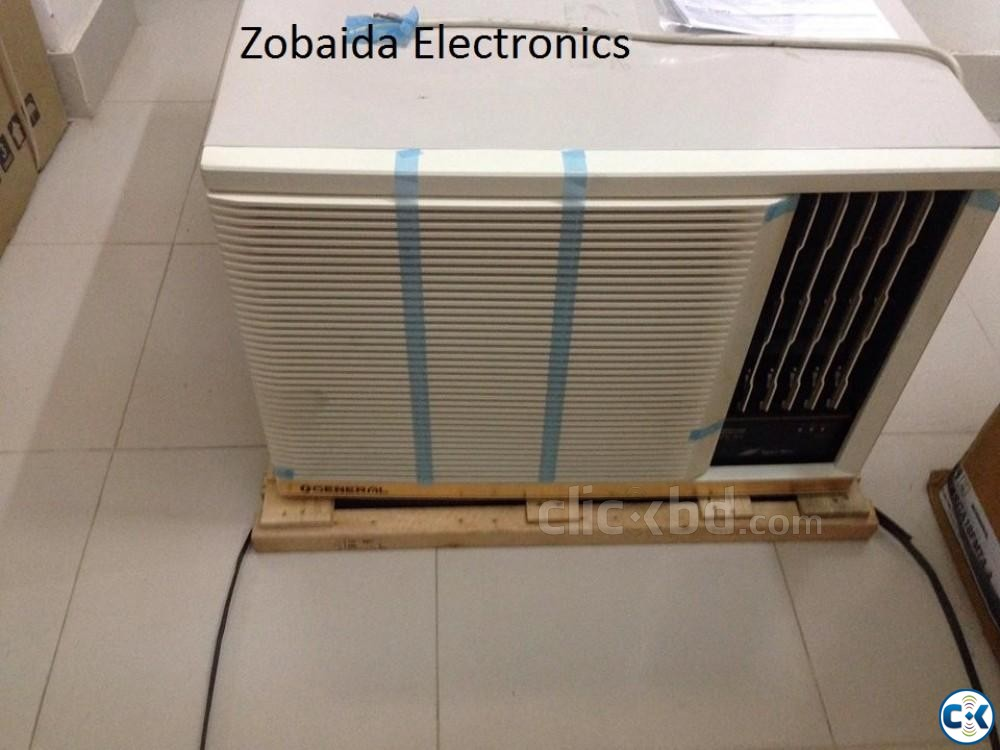 Window Type AC 1.5 TON O General AXGT18AATH JAPAN | ClickBD large image 1