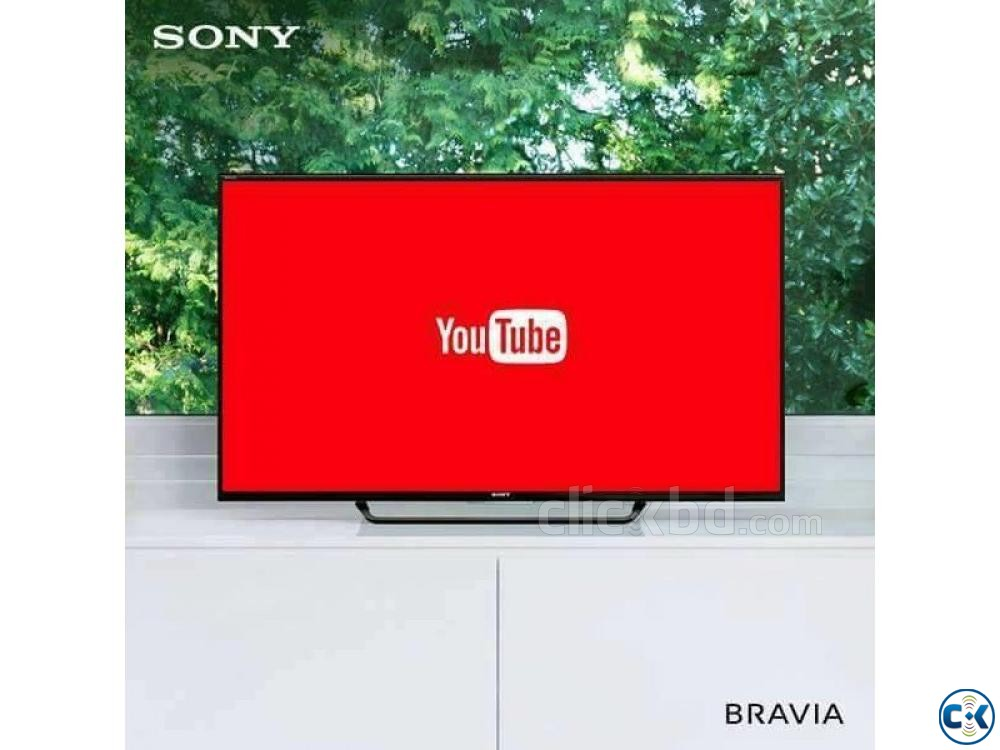 Sony 40 W650D W652D Full HD internet TV | ClickBD large image 0