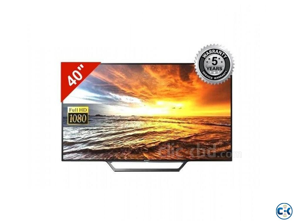 Sony 40 W650D W652D Full HD internet TV | ClickBD large image 2