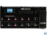 POD HD500X Guitar Multi-effects Floor Processor