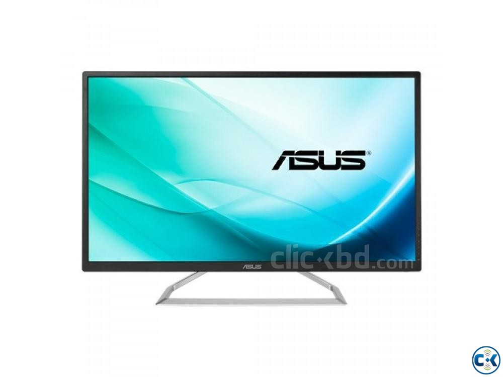 ASUS VA325H 31.5 inch IPS LED FHD Eye Care Monitor | ClickBD large image 0