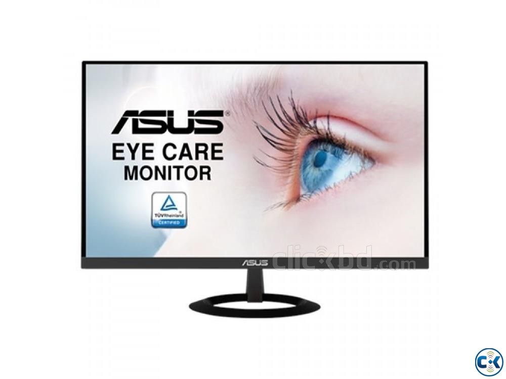 Asus VZ279HE Eye Care 27 inch IPS Full HD Monitor | ClickBD large image 0