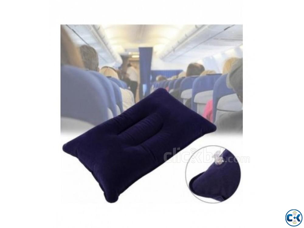 Travel Air Pillow Balis | ClickBD large image 1