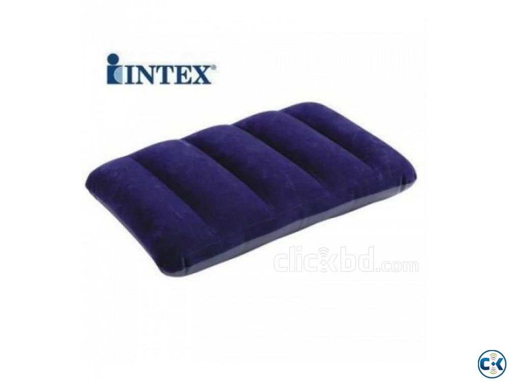 intex Air Pillow inflatable Balish | ClickBD large image 0