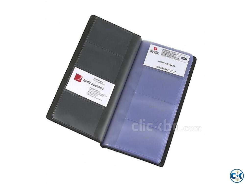 Visiting Card Holder Business Card Holder 400 Card  | ClickBD large image 2