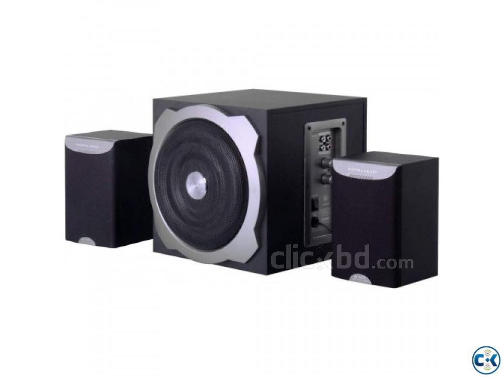F D A520 2.1 Multimedia Speakers | ClickBD large image 0