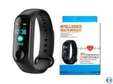 Band M3 Smart Wristband Fitness Bracelet Color Display - GN