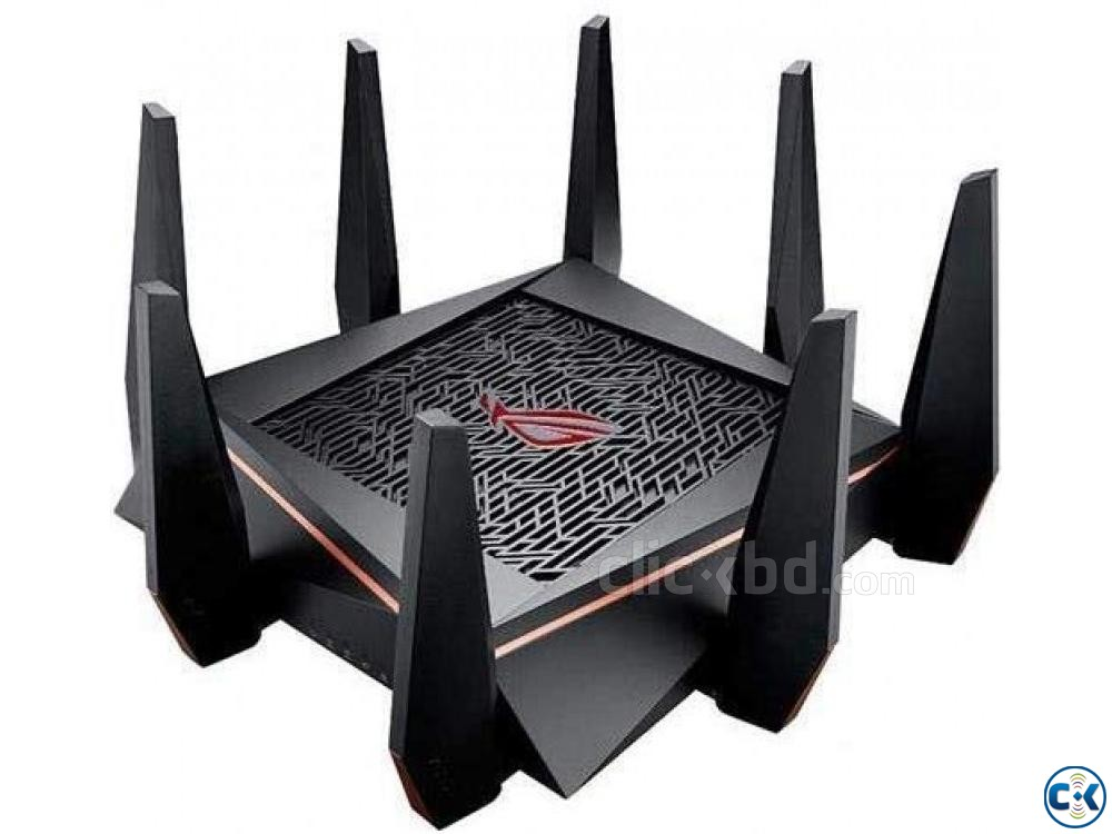 Asus GT-AC5300 Router Black  | ClickBD large image 0