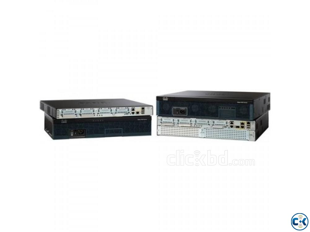Cisco 2900 Series Integrated Services Router | ClickBD large image 0
