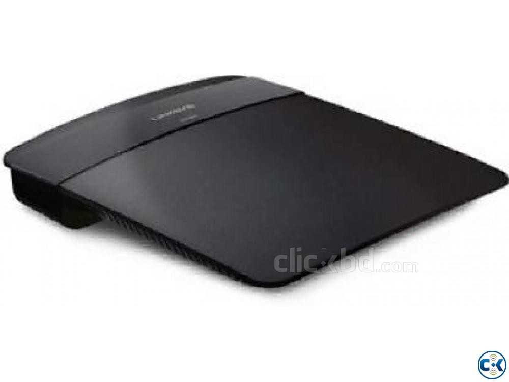 Linksys E1200 Wireless-N300 Router | ClickBD large image 0