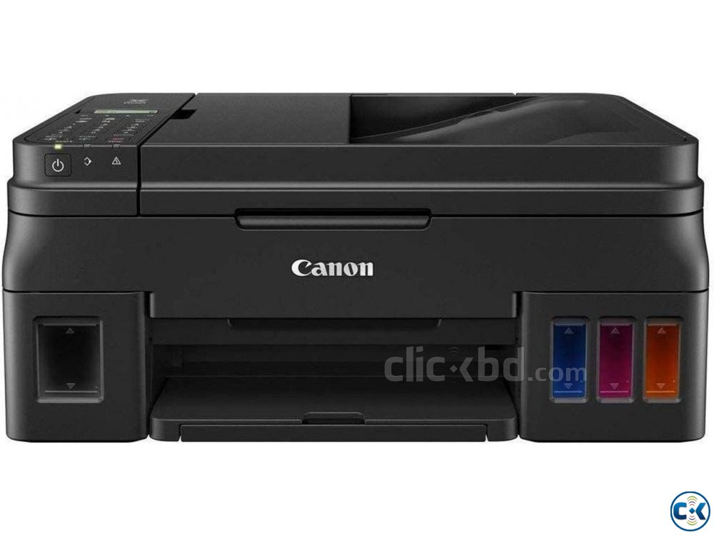 Canon Pixma G4010 All-in-One Wireless Ink Tank Color Printer | ClickBD large image 0