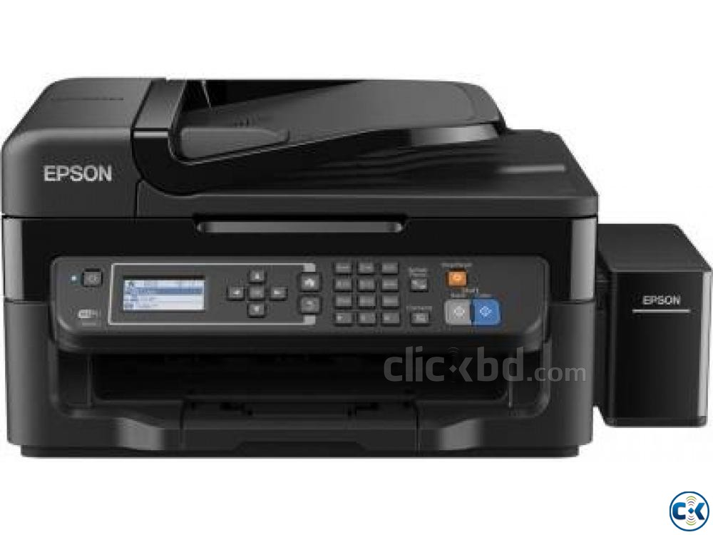 Epson L565 Multi-function Wireless Printer | ClickBD large image 0