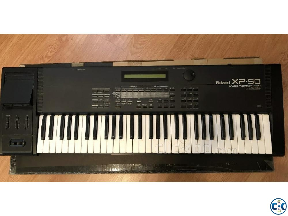 Roland Xp-50 New Condition Japan | ClickBD large image 0