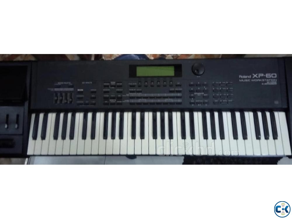 Roland Xp-60 New Condition Japan | ClickBD large image 0