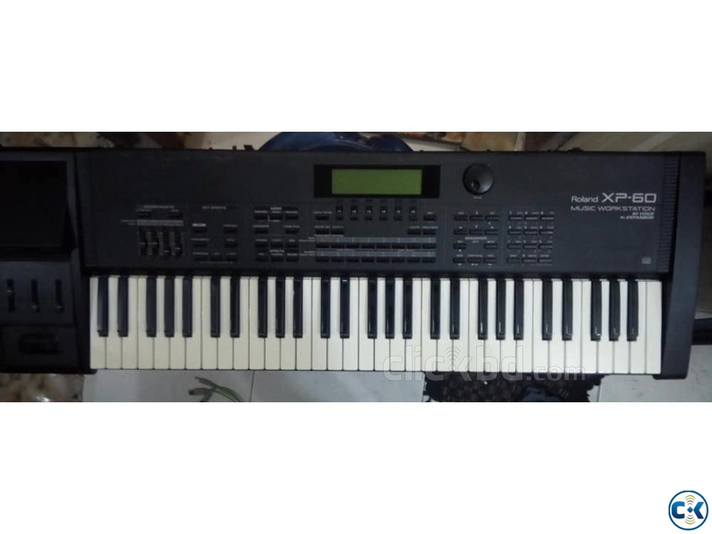 Roland Xp-60 New Condition Japan | ClickBD large image 1